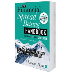Financial Spread Betting Handbook Malcolm Pryor